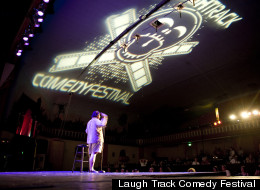 Laugh Track Comedy Fest | Erin Brinkley Photography